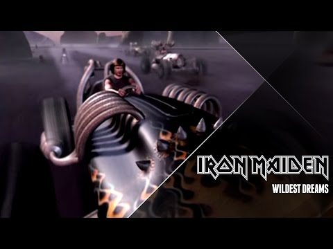 Клип Iron Maiden - Wildest Dreams