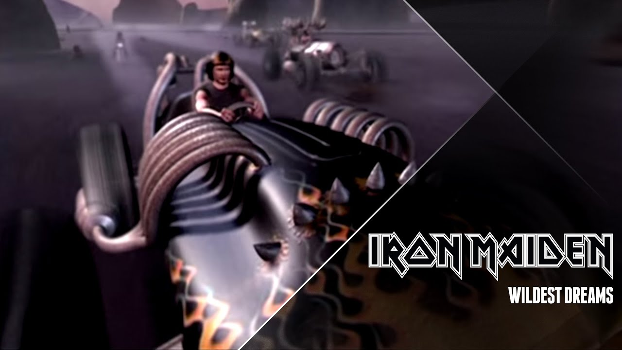 Iron Maiden - Wildest Dreams (Official Video)