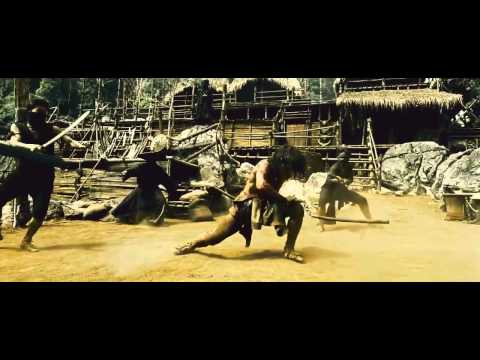 Ong Bak 2 Tony Jaa   Final Fight Part 2   Re Sound