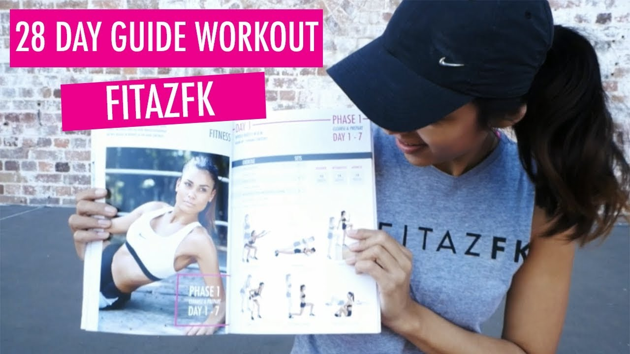 FitazFK 28 Day Guide Workout