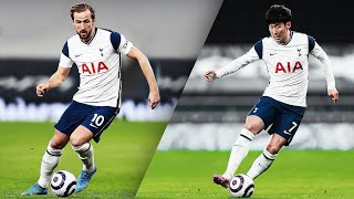 The Harry Kane and Heung-Min Son Duo..