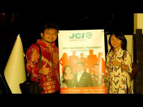 2013 National President of JCI Alexander Tio