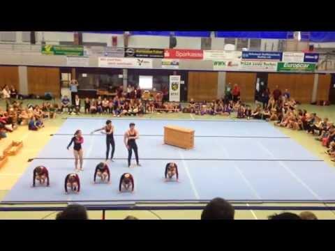 SV 1880 München Oberbayerische Meisterschaften 2014 Dachau Turnen TGW