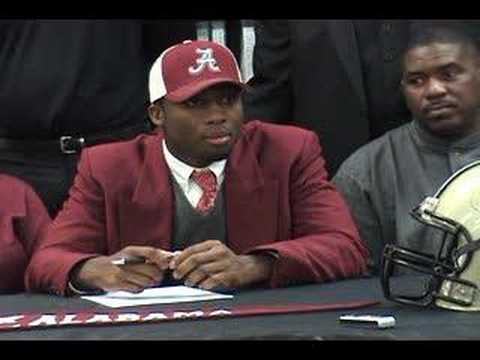 Chris Jackson (Henry County HS) Q&A 12/18/07 Alabama