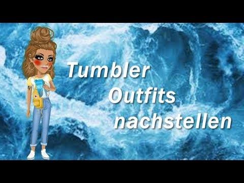 Tumblr Outfits nachstellen #2♥ / miss adore msp 8