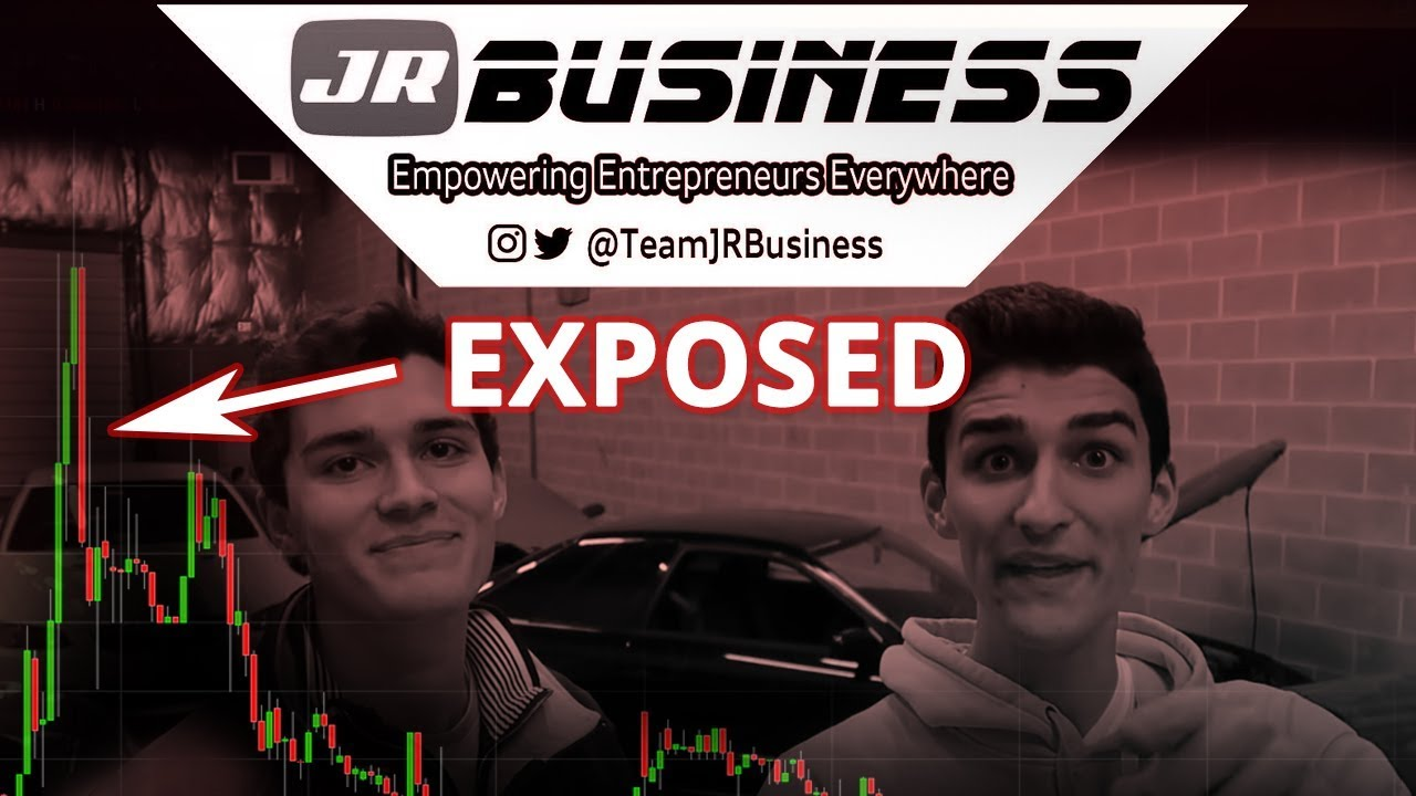 Crypto Experts or Pump & Dump Shills? JR Business Exposed.