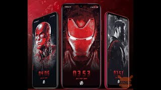 Redmi K20 Pro Avengers Edtion Theme For All Miui Devices _ Avengers Edition Theme | ArslanIT