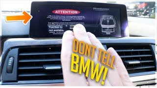 BMW HIDDEN FEATURES/FUNCTIONS! (F30,F32,F33,F80,F82,F83)