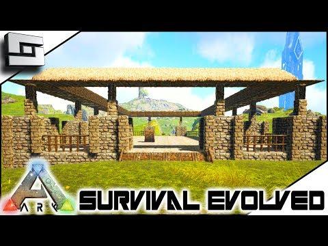 ARK: Survival Evolved - NEW ARK WORKSHOP!! E16 ( Ark Ragnarok Map )
