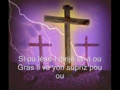 Si Christ Pat Avek Mwen, Haitian Church Music, Worship Songs
