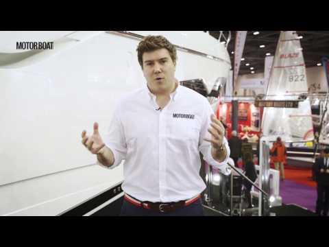 Sunseeker Manhattan 66 | 2017 London Boat Show | Motor Boat & Yachting