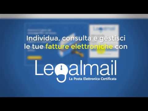 fattura legalmail