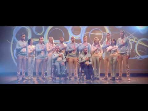 Anthem of Ukraine 2017 with all Stars