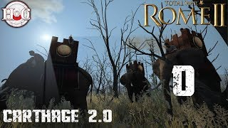 Carthage 2.0 - Total War: Rome 2 Ancestral Update - Live Stream Preview