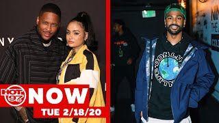 Big Sean Speaks On Kendrick Lamar Beef Rumors + Nas and Draya Spotted On Vacation! #Hot97Now