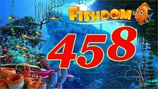 Fishdom level 458