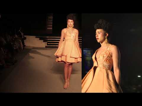 Africa Fashion Week London 2017 : Designer VALERIE AZINGE ATELIER