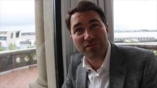 EDDIE HEARN SAYS BELLEW WILL KNOCKOUT MAKABU LATE & SET TO ANNOUNCE ANOTHER WORLD TITLE UNIFICATION