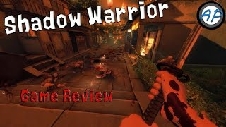 Game Reviews: Shadow Warrior(2013)