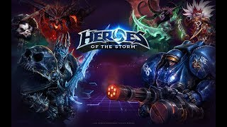 Game MOBA dari Blizzard - Heroes of The Storm Indonesia Gameplay
