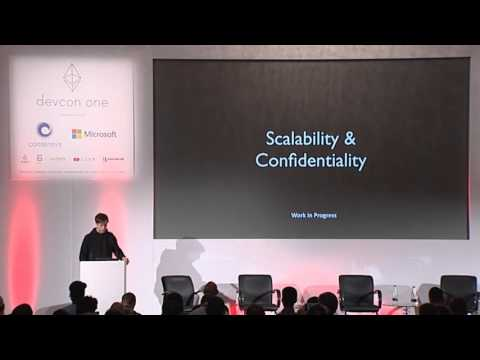 DEVCON1: HydraChain: Permissioned Distributed Ledgers Based on Ethereum - Heiko Hees