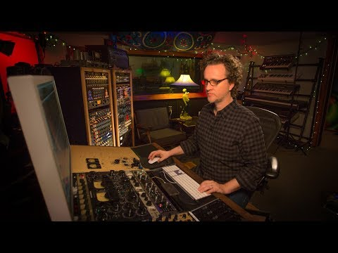 In-depth Mixing with Greg Wells