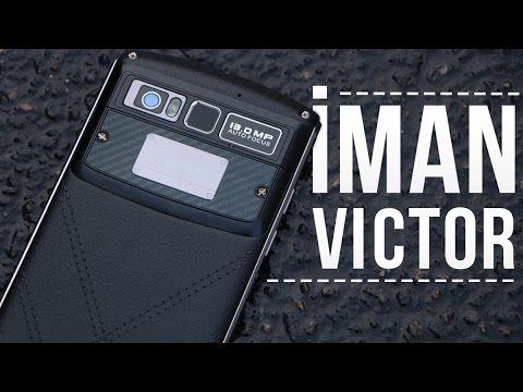 Snopow M9 Black - видео обзор защищенного смартфона - YouTube