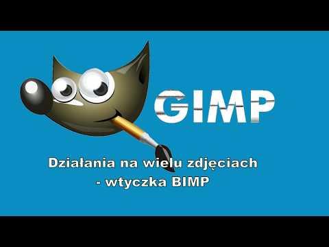 Gimp - wtyczka bimp