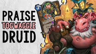 ARISE TOGWAGGLE DRUIDS EVERYWHERE! | The Boomsday Project | Hearthstone