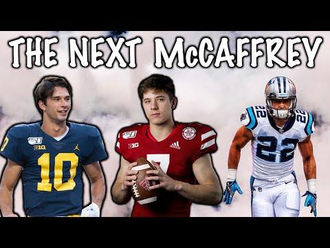 THE McCAFFREY FAMILY: THE NEXT McCAFFREY