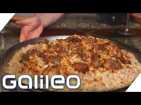 Libanesischer Spezialitäten-Laden | Galileo | ProSieben