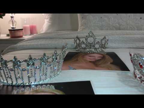 Miss Universe Miss USA Miss Teen USA and Miss USA State Crowns