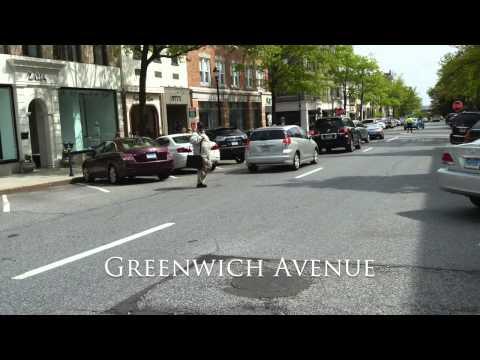 Greenwich, CT - Greenwich Avenue