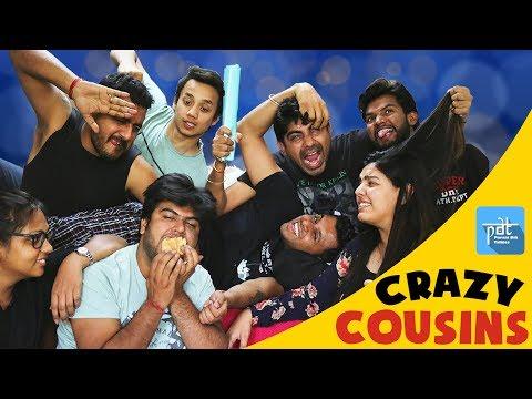 PDT GyANDUpanti - Crazy Cousins - Humor sketch 2017 | Engineer | Advisor | Foodie | Lazy | Beggar