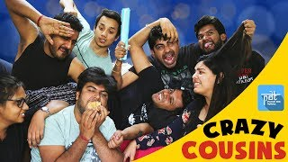 PDT GyANDUpanti - Crazy Cousins - Humor sketch 2017 | Engineer | Advisor | Foodie | Lazy | Beggar
