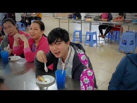 Sinh Nhật Công Đoàn Viên Công Ty TNHH MTV Thực Phẩm Vĩnh Phước Tháng 01/2020