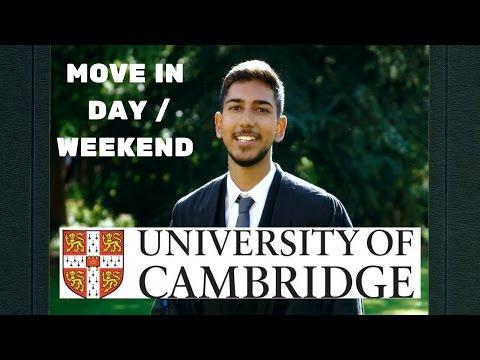 HACKNEY TO CAMBRIDGE UNIVERSITY - MOVE IN DAY / WEEKEND!