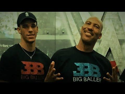 Lonzo Ball - LaVar (Music Video) Born 2 Ball