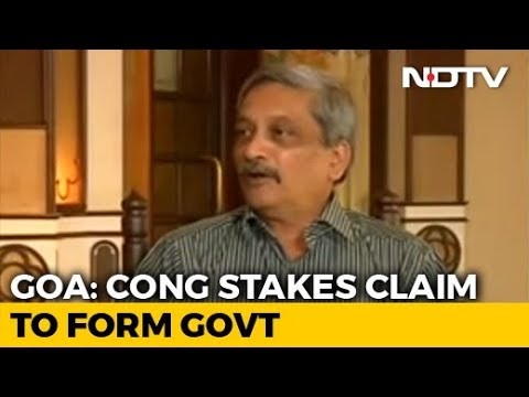 """Dismiss BJP's Goa Government"": Congress Stakes Claim, Writes To Governor Mp3"