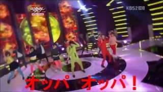Repeat youtube video Superjunior ドンヘ、ウニョク Oppa,Oppa 応援法(掛け声)