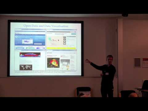 "Benjamin Hennig: ""From geovisualisation to neocartography: maps in the digital world"""