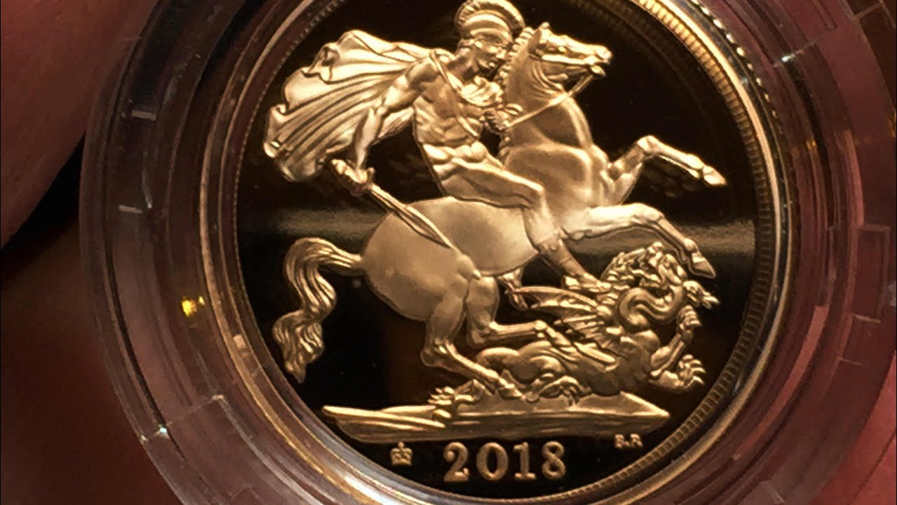 The 2018 Gold Proof Sovereign In Hand Whats The Verdict