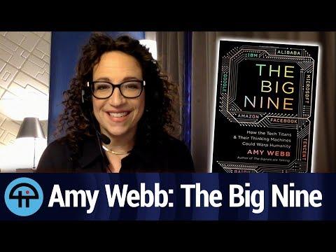 Amy Webb: The Big Nine and the G MAFIA