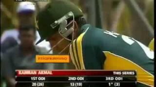 Sri Lanka vs Pakistan - 3rd ODI - July 03, 2009 Highlights Part 1