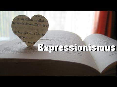 Expressionismus im Deutschen