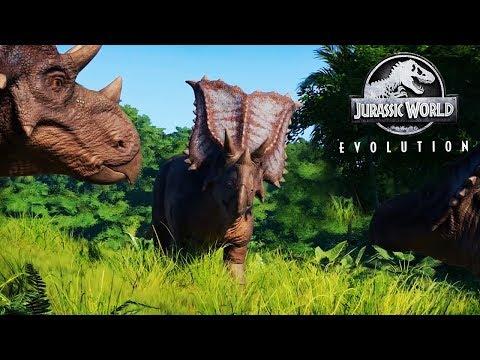 Species Profile : Chasmosaurus | Jurassic World Evolution