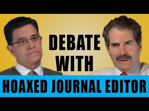 My Debate With the Editor of a Duped Research Journal