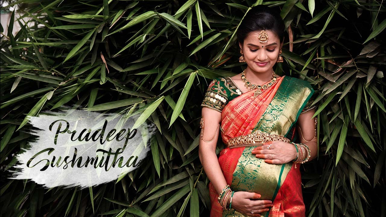 Pradeep + Sushmitha | Babyshower highlight | PR Studios | 2019