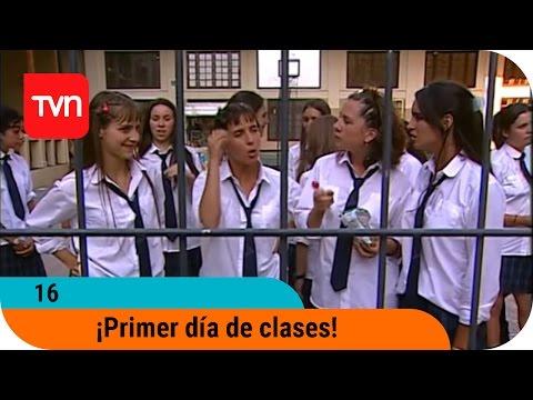 16 | T01E01: Primer día de clases