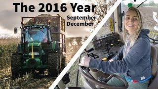The 2016 year - September - December